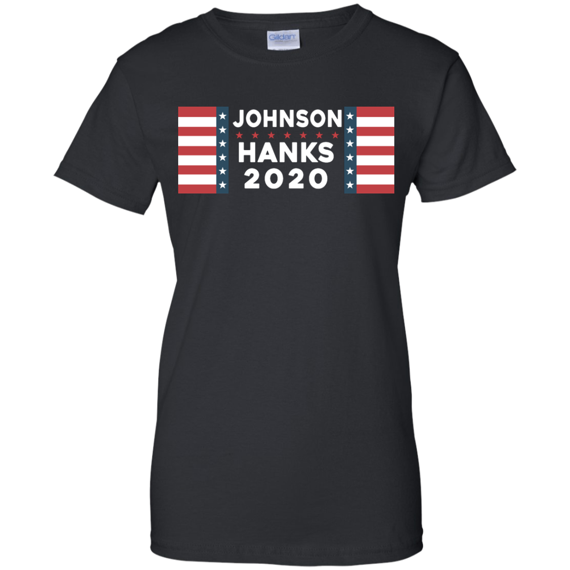 image 659px Johnson Hanks for president 2020 T Shirts, Hoodies, Tank Top