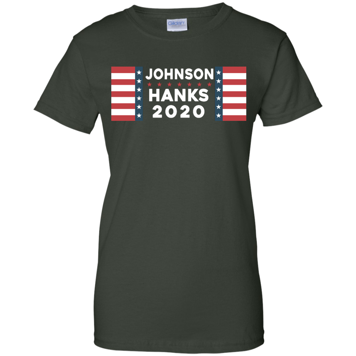 image 660px Johnson Hanks for president 2020 T Shirts, Hoodies, Tank Top