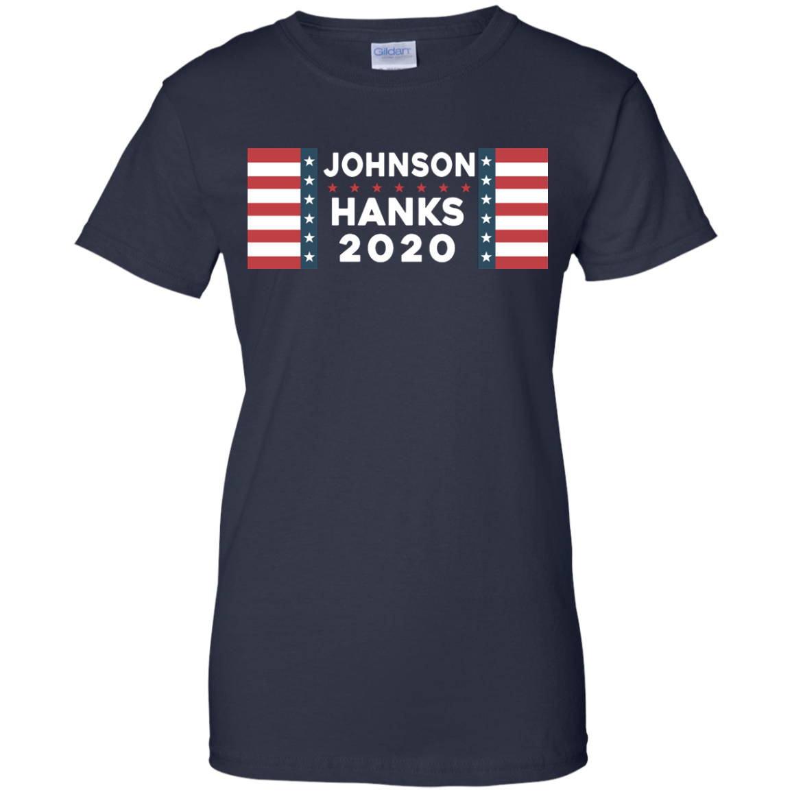 image 661px Johnson Hanks for president 2020 T Shirts, Hoodies, Tank Top