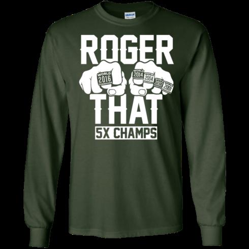 image 690 490x490px Roger That 5x Champs Brady Rrolls Goodell T Shirts