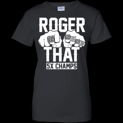 image 695 490x490px Roger That 5x Champs Brady Rrolls Goodell T Shirts