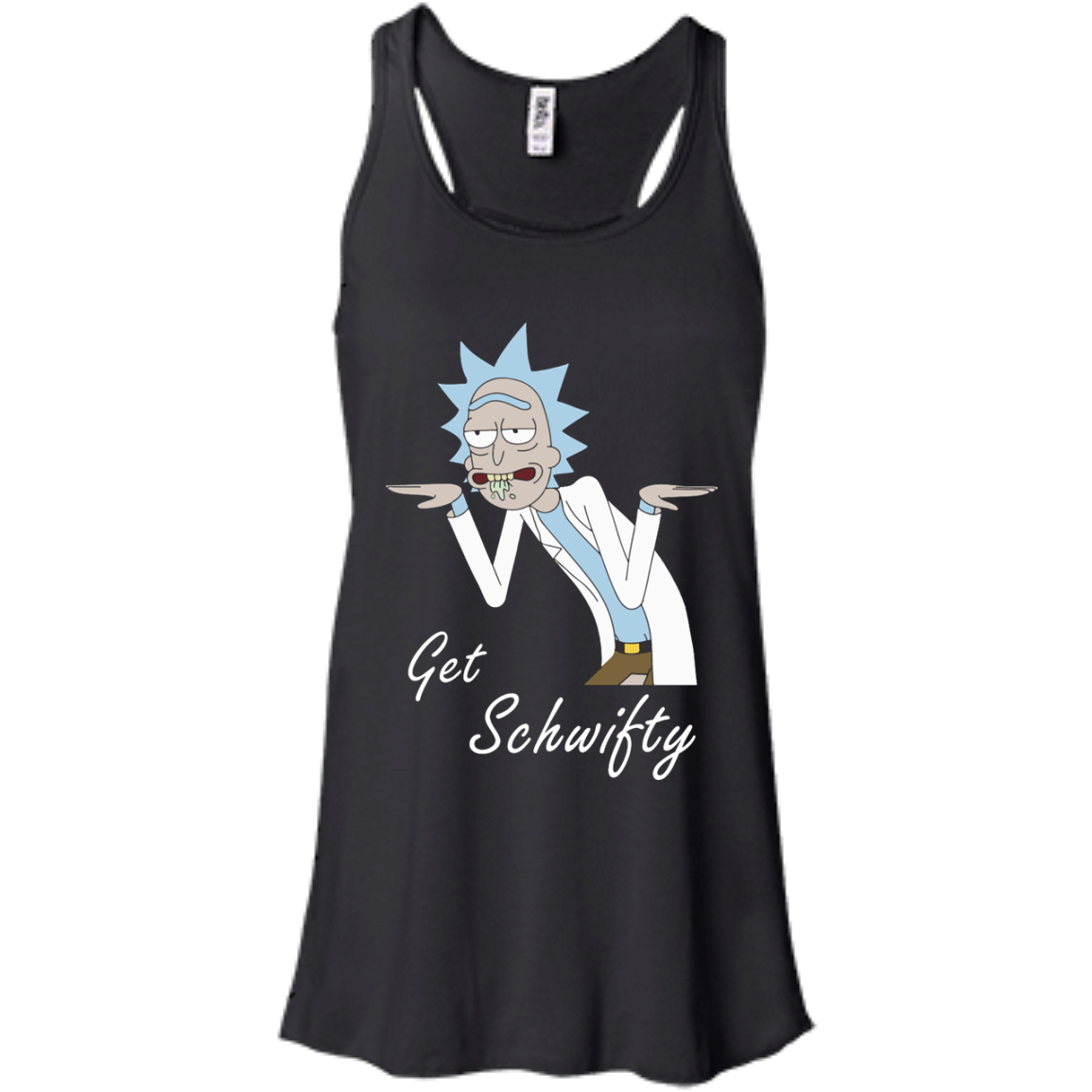 image 83px Get Schwifty Rick and Morty T Shirt, Hoodies and Tank Top