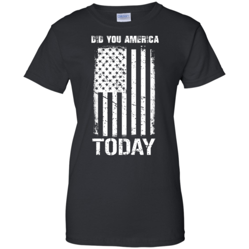 image 835 490x490px Did You America Today T Shirts, Hoodies, Tank Top