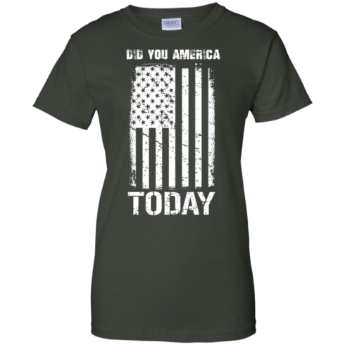 image 837 490x490px Did You America Today T Shirts, Hoodies, Tank Top