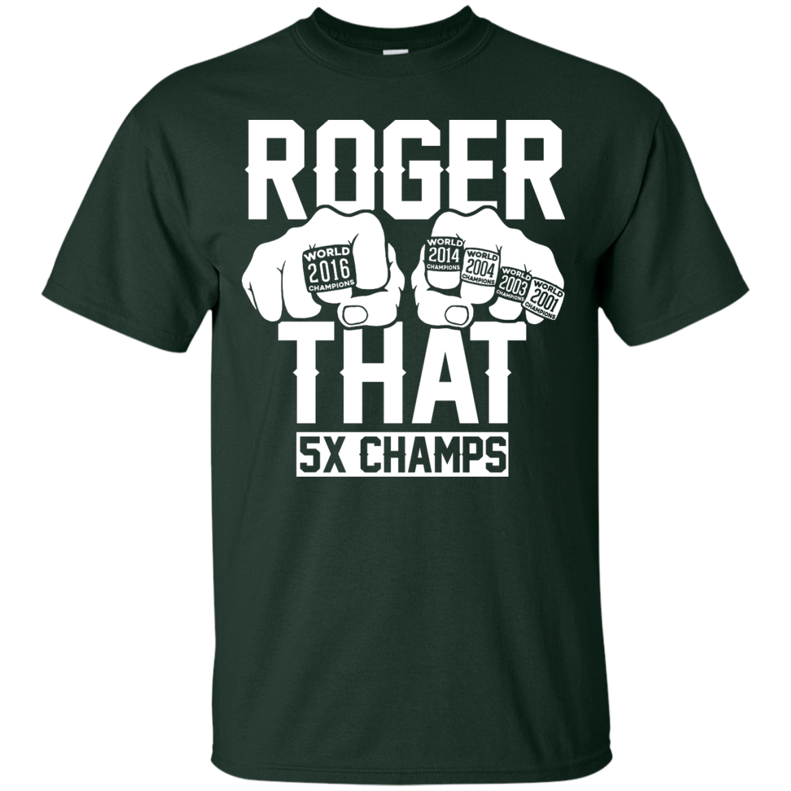 image 840px Roger That 5x Champs – Brady Trolls Goodell T Shirts