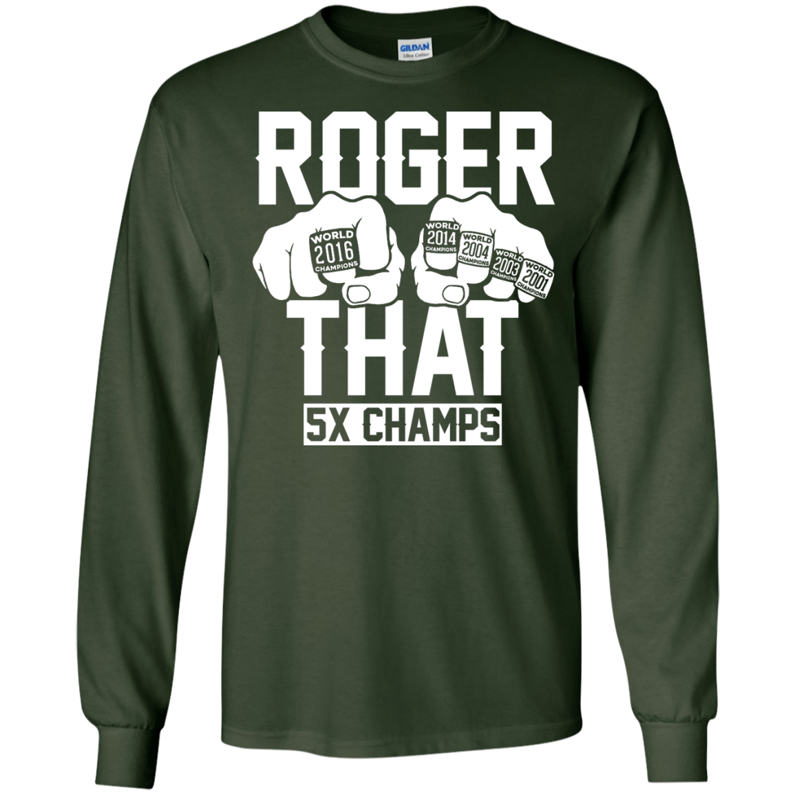 image 843px Roger That 5x Champs – Brady Trolls Goodell T Shirts