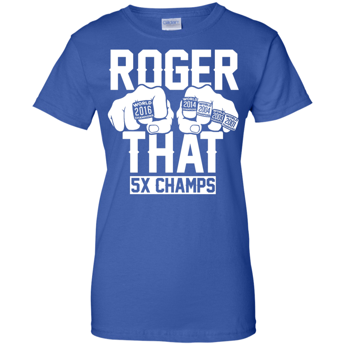 image 849px Roger That 5x Champs – Brady Trolls Goodell T Shirts