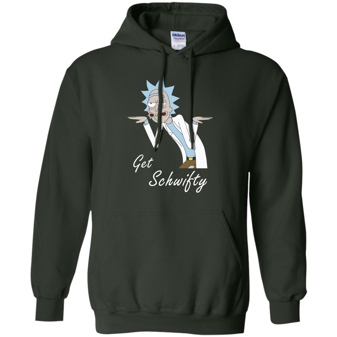 image 86px Get Schwifty Rick and Morty T Shirt, Hoodies and Tank Top