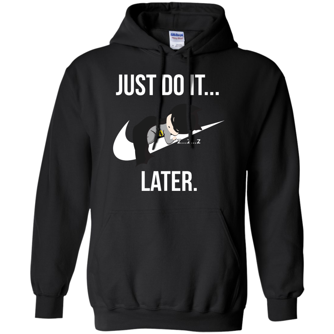 image 986px Just Do It Later – Batman T Shirt, Hoodies, Tank Top