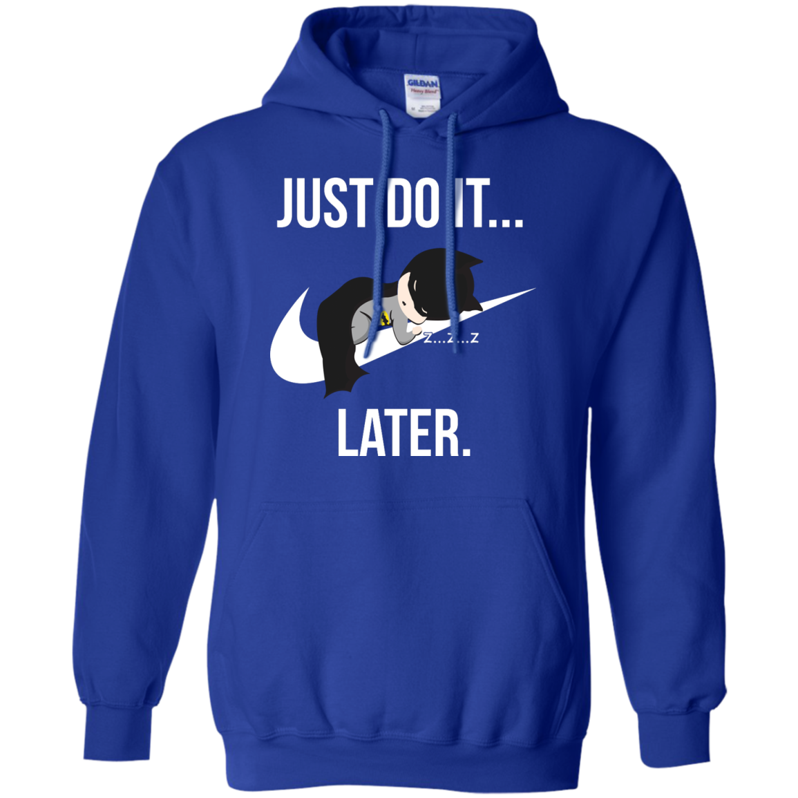 image 987px Just Do It Later – Batman T Shirt, Hoodies, Tank Top