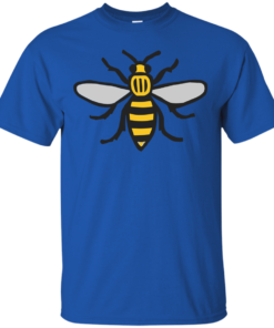 image 10 247x296px Manchester Bee, Symbol of Manchester T Shirts