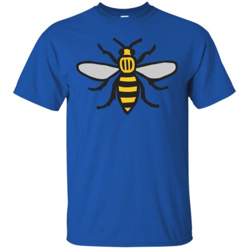 image 10 490x490px Manchester Bee, Symbol of Manchester T Shirts