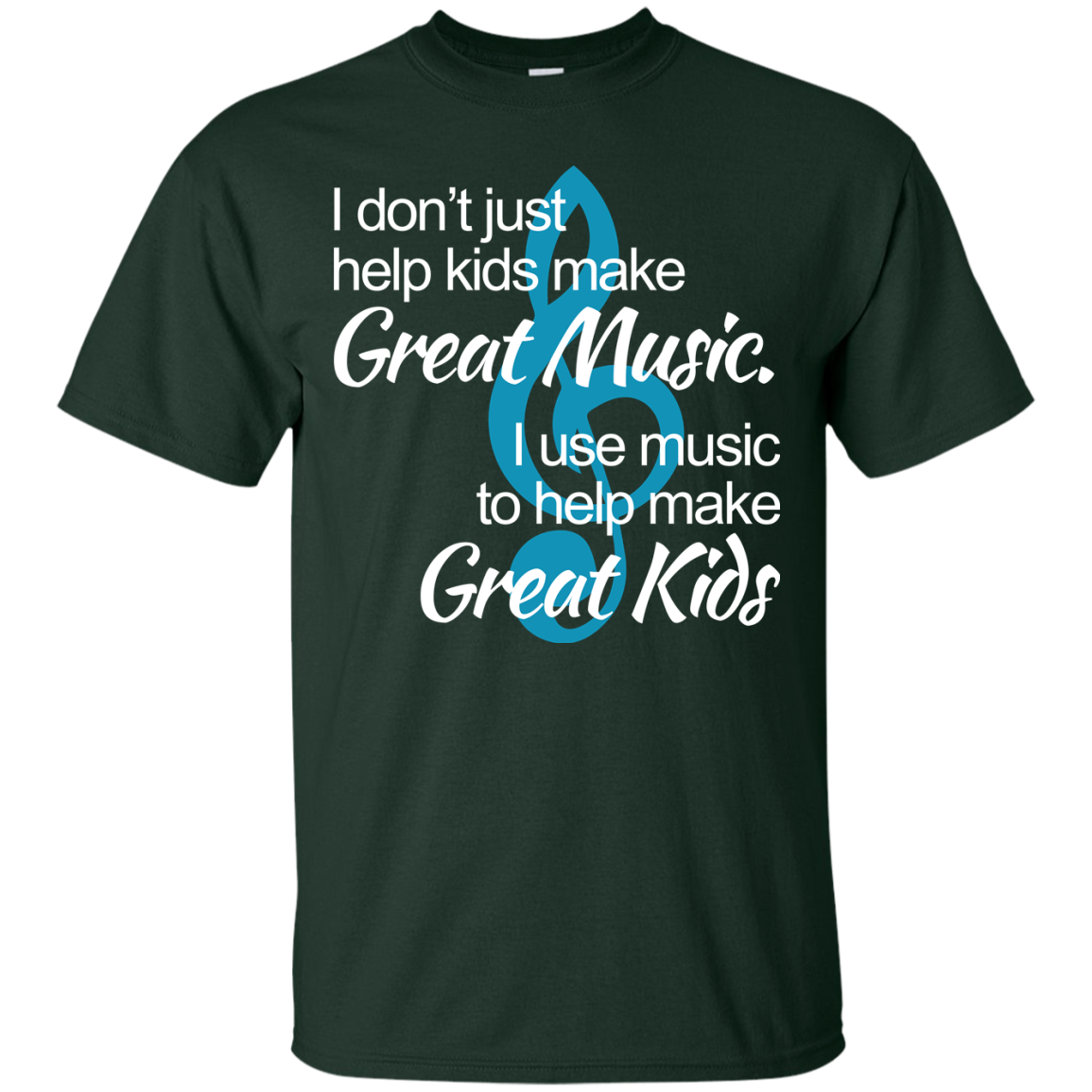image 1003px I don't just help kids make great music I use music to help make great kids t shirts, hoodies