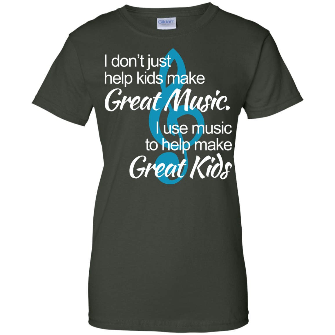 image 1009px I don't just help kids make great music I use music to help make great kids t shirts, hoodies