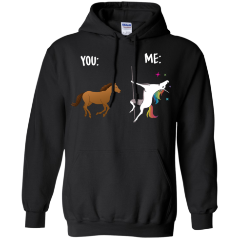 image 1014 490x490px You and Me Unicorn: You are a horse, I'm an Unicorns T Shirts, Tank Top