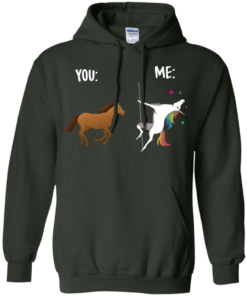 image 1015 247x296px You and Me Unicorn: You are a horse, I'm an Unicorns T Shirts, Tank Top