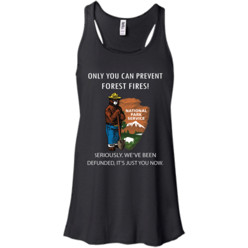 image 1036 490x490px Smokey Bear: Only You Can Prevent Forest Fires T Shirts, Hoodies