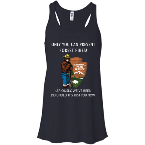 image 1037 490x490px Smokey Bear: Only You Can Prevent Forest Fires T Shirts, Hoodies