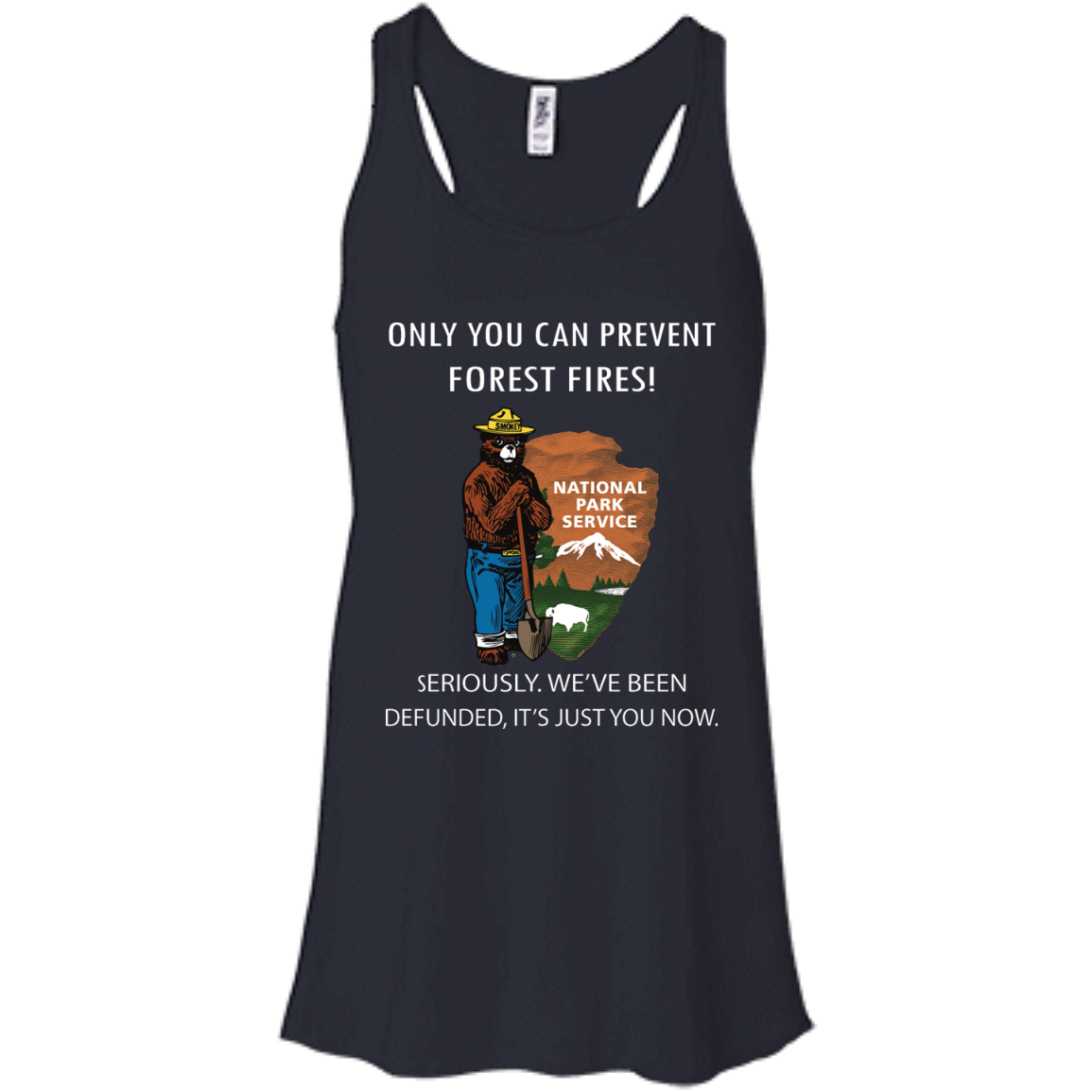 image 1037px Smokey Bear: Only You Can Prevent Forest Fires T Shirts, Hoodies
