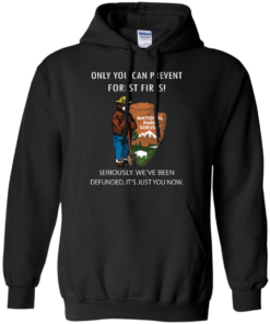 image 1038 247x296px Smokey Bear: Only You Can Prevent Forest Fires T Shirts, Hoodies