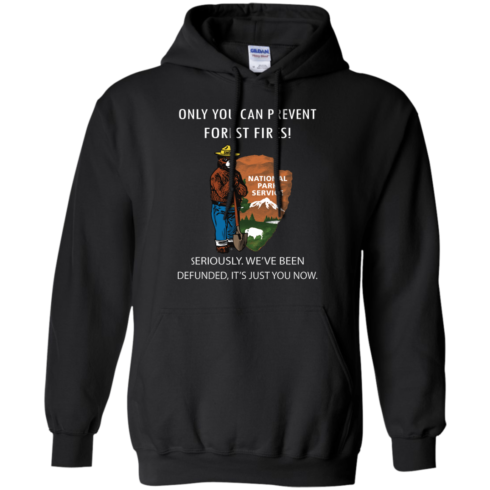 image 1038 490x490px Smokey Bear: Only You Can Prevent Forest Fires T Shirts, Hoodies