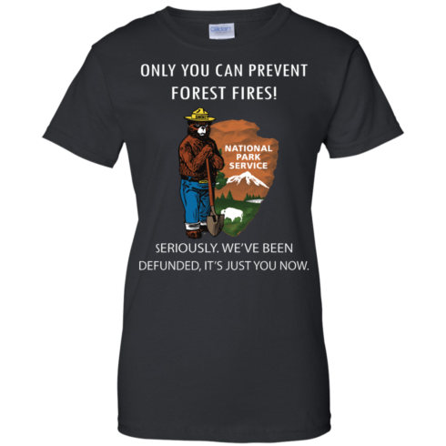 image 1040 490x490px Smokey Bear: Only You Can Prevent Forest Fires T Shirts, Hoodies