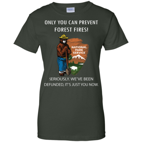 image 1041 490x490px Smokey Bear: Only You Can Prevent Forest Fires T Shirts, Hoodies