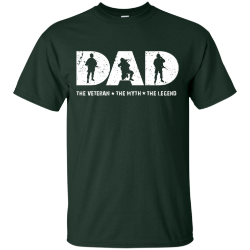 image 1061 490x490px Dad The Veteran The Myth The Legend T Shirts, Hoodies, Sweaters