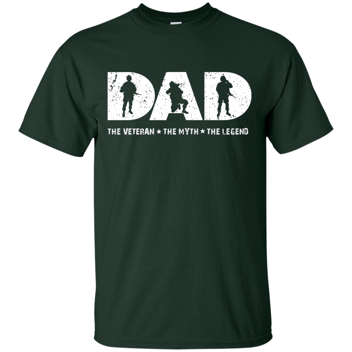 image 1061px Dad The Veteran The Myth The Legend T Shirts, Hoodies, Sweaters