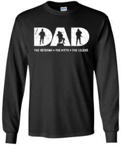 image 1062 247x296px Dad The Veteran The Myth The Legend T Shirts, Hoodies, Sweaters