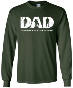 image 1063 247x296px Dad The Veteran The Myth The Legend T Shirts, Hoodies, Sweaters