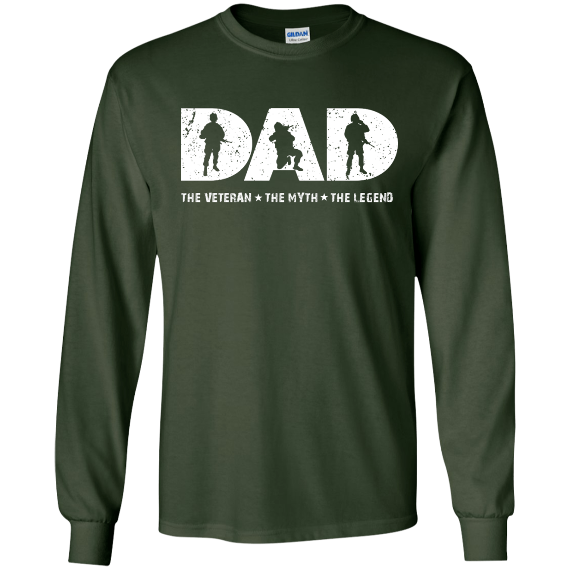image 1063px Dad The Veteran The Myth The Legend T Shirts, Hoodies, Sweaters