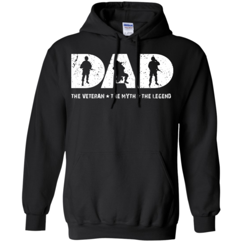 image 1064 490x490px Dad The Veteran The Myth The Legend T Shirts, Hoodies, Sweaters