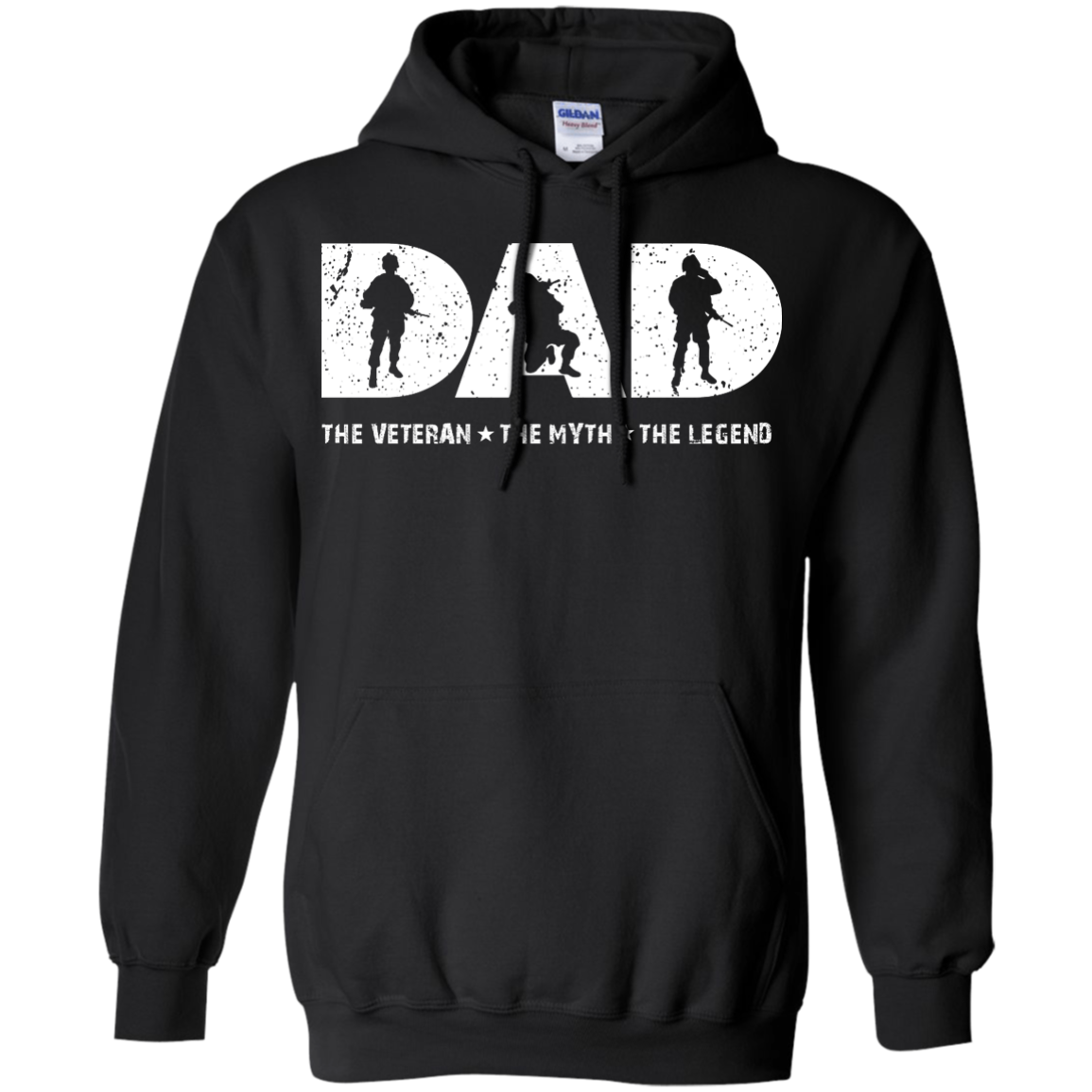 image 1064px Dad The Veteran The Myth The Legend T Shirts, Hoodies, Sweaters