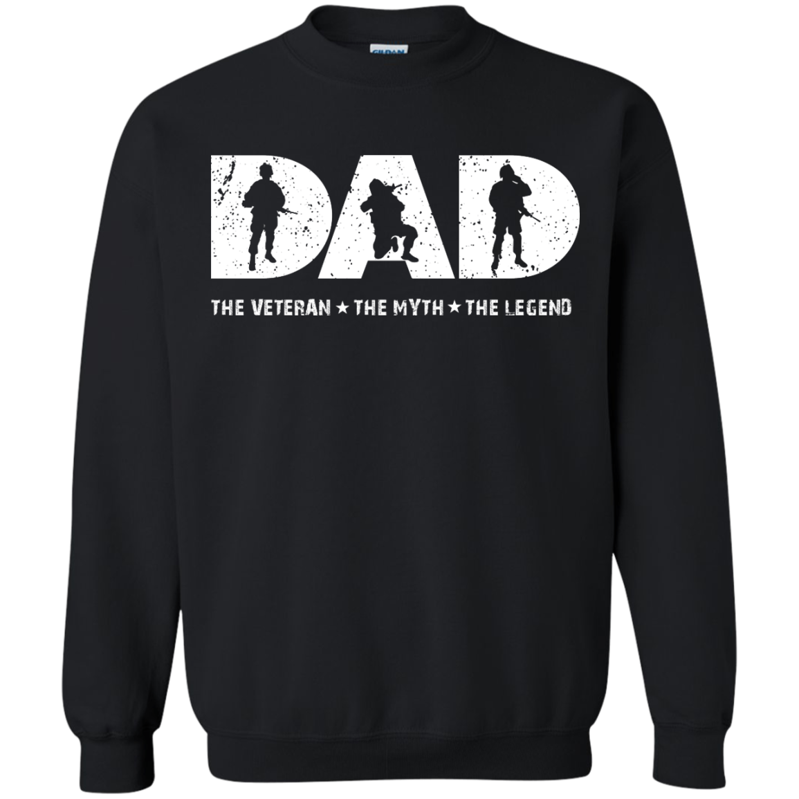 image 1066px Dad The Veteran The Myth The Legend T Shirts, Hoodies, Sweaters