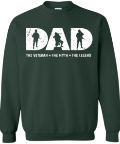 image 1067 247x296px Dad The Veteran The Myth The Legend T Shirts, Hoodies, Sweaters