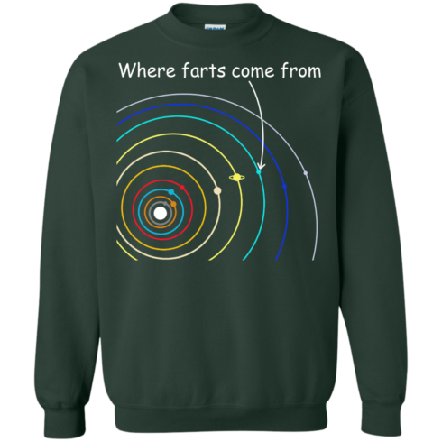 image 1112 490x490px Where Farts Come From Solar System T Shirts, Sweaters, Hoodies