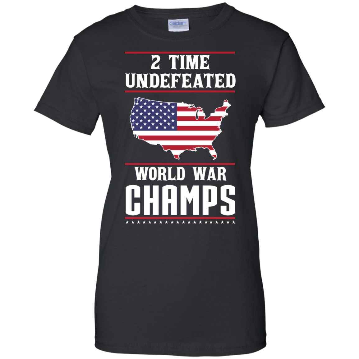 image 1182px Two time undefeated world war champs t shirt, hoodies, long sleeves