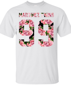 image 1185 247x296px Martinez Twins 99 Roses T Shirts, Hoodies, Tank Top