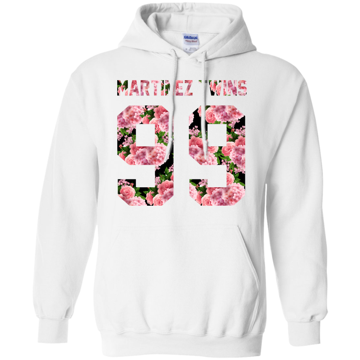 image 1189px Martinez Twins 99 Roses T Shirts, Hoodies, Tank Top