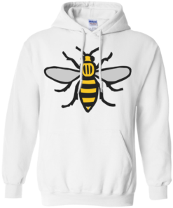 image 13 247x296px Manchester Bee, Symbol of Manchester T Shirts