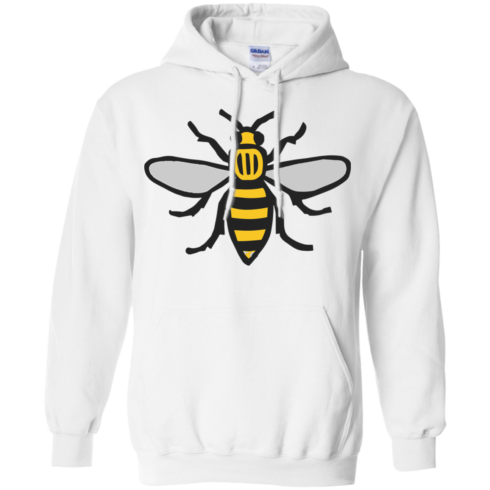 image 13 490x490px Manchester Bee, Symbol of Manchester T Shirts