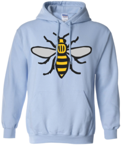 image 14 247x296px Manchester Bee, Symbol of Manchester T Shirts