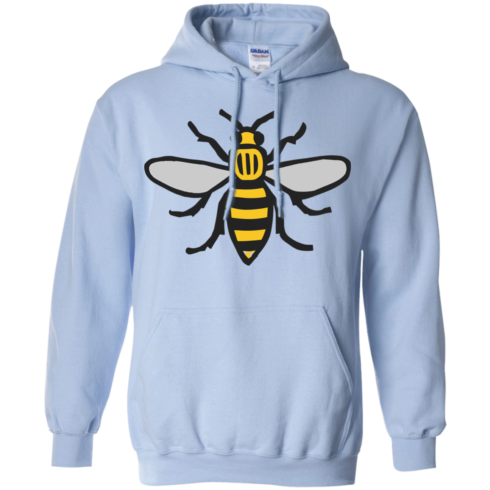 image 14 490x490px Manchester Bee, Symbol of Manchester T Shirts