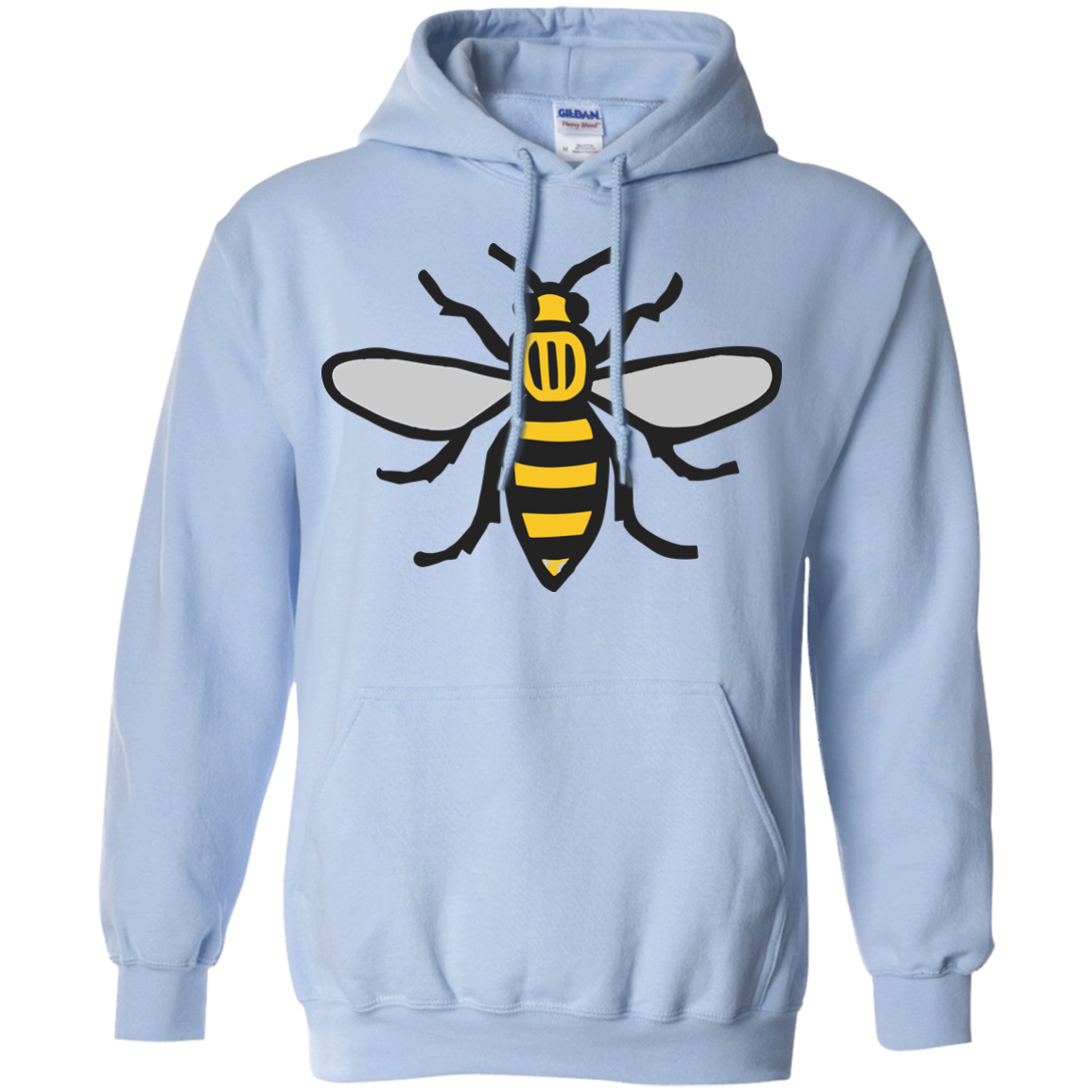 image 14px Manchester Bee, Symbol of Manchester T Shirts