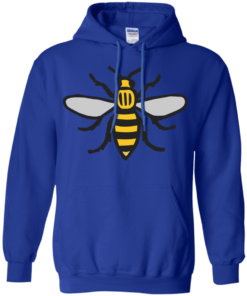 image 15 247x296px Manchester Bee, Symbol of Manchester T Shirts