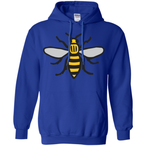 image 15 490x490px Manchester Bee, Symbol of Manchester T Shirts