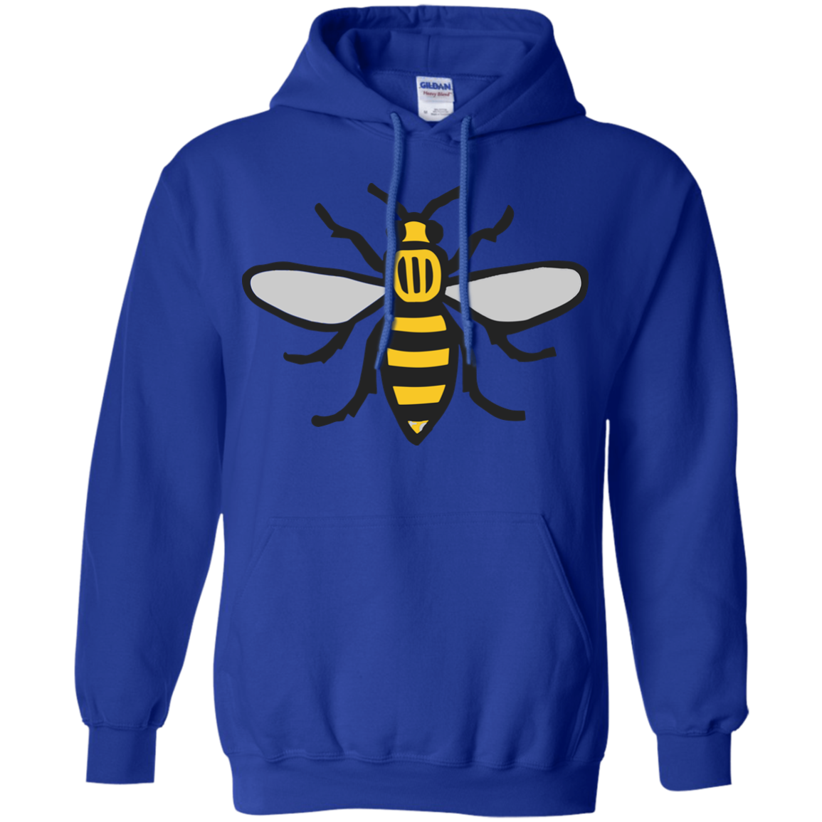 image 15px Manchester Bee, Symbol of Manchester T Shirts