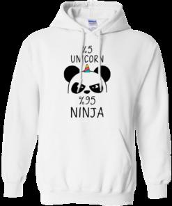 image 158 247x296px 5% Unicorn and 95% Ninja Beer T Shirts, Hoodies, Tank