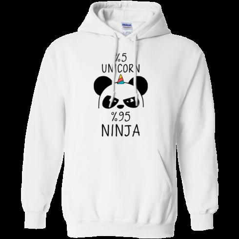 image 158 490x490px 5% Unicorn and 95% Ninja Beer T Shirts, Hoodies, Tank